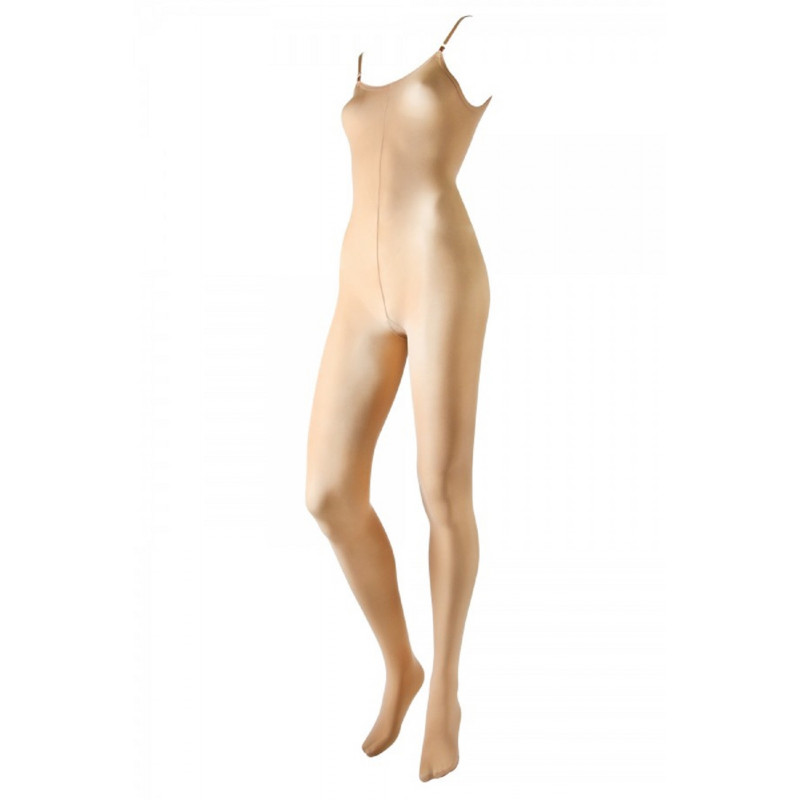 Bodystocking Bloch beige