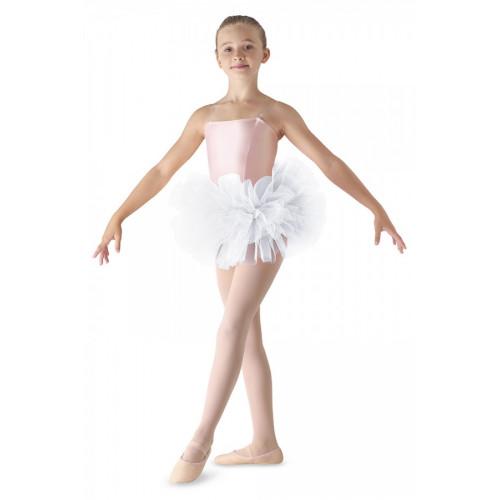 Tutulette Bloch Bando per bambina bianco