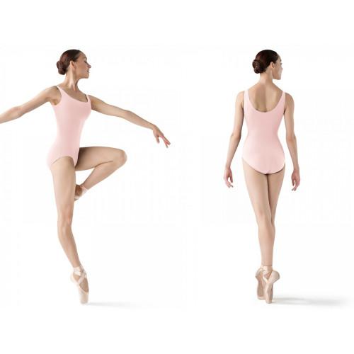 Body Donna Bloch Faire fronte/retro rosa