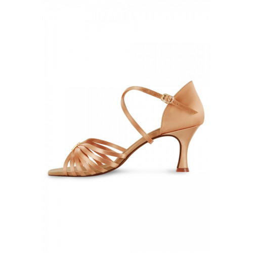 Sandali da latino americano chiare
