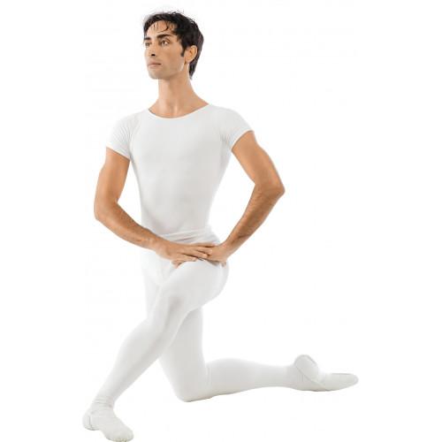 Body uomo perizoma bianco