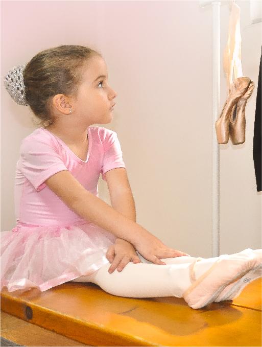 scarpe danza bambina