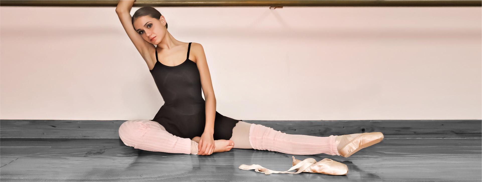 Nuova collezione abbigliamento danza donna
