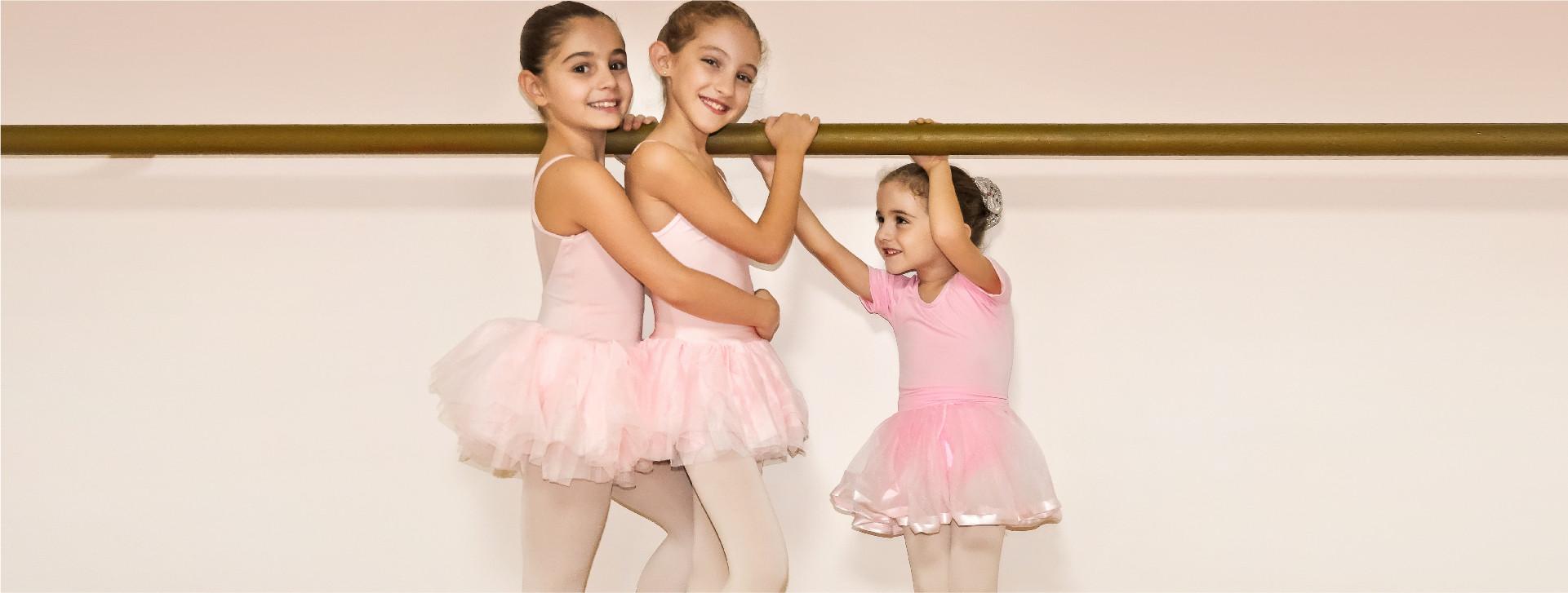 Speciale danza bambina